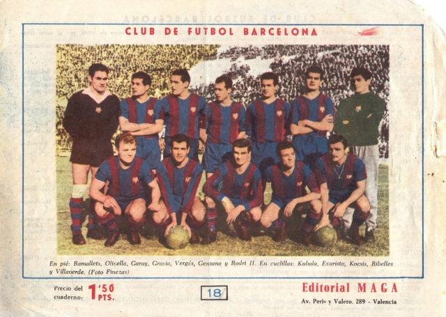 fc barcelona vintage